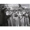 Gratiskonsert med The Spotnicks på Bakken