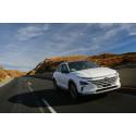 NEXO: Nästa generation bränslecellsbil från Hyundai