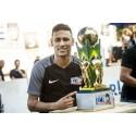 Neymars fotbollsturnering för femmannalag kommer till Malmö