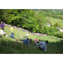 Cheese Rolling at Cooper's Hill