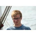 Anton Gårdman från Älvkarleby har chans att segla The Tall Ships Races i sommar