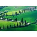 Vandringssemester i Toscana