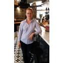 Tina Wahanta ny restaurangchef på Cultur Bar