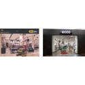 DinSko og Ecco åpner butikk på Strømmen Storsenter
