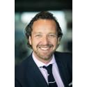 Bjørn Arild Wisth, viseadministrerende direktør i Nordic Choice Hotels.