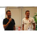 OS-guldmedaljörerna inspirerade på Högskolan Väst