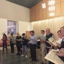 Julsånger med kammarkören Vox Magna