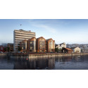 Nysnø klimainvesteringer til nybygg DSD Front i Stavanger