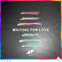 "Avicii slipper singelen ""Waiting for Love"""
