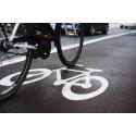 Får man cykla på ett övergångsställe?