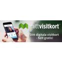 Digitalt visitkort gör det enklare att dela din information!