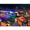Wonderworld VR direktsänder världens första e-sport-tävling i VR i samband med ESL One New York 1-2 oktober.