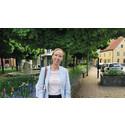 Vänortsarbete i praktiken - Julia byter Wolgast mot Sölvesborg