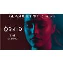 ORKID live på Hellstens Glashus WY13 7/6