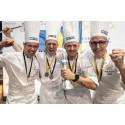 Silver till Sverige i Kock-EM - Nordiskt i topp när Bocuse d'Or Europe avgjordes i Turin