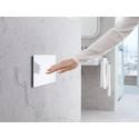 Svävande spolplatta från Geberit - nya inredningsdetaljen i badrummet
