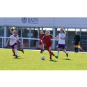 Northumbria named as Centre of Excellence for Women's Football