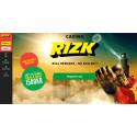 Nye sensasjonelle casinoer: Rizk går live med lykkehjul!
