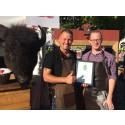 Bison-färsking från Wrågården och Gräskärrs Vilt vann Matverk Västergötland 2017