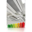Energi- och kostnadseffektiv komfortkyla med rörskålar från Paroc