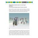 Managed Ethernet extender system for a broad range of applications