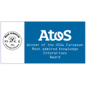 Atos named a winner in the 2016 European Most Admired Knowledge Enterprise study