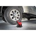 Ny batteridriven kompressor pumpar bildäck på under en minut!