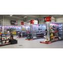 Västerbotten först ut i landsomfattande storsatsning på shop-in-shop koncept