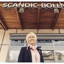 Sophie Helin är Scandic Bollnäs nya hotelldirektör