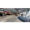 Nu kan du ta en virtuell rundtur i vår anläggning i Malmö!