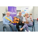 Volunteers needed to help share music to support stroke recovery in Northern Ireland.