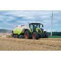 CLAAS presents new AXION 800 series tractors
