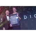 Scandic Aarhus City tildeles Scandic President's Award