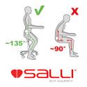 Salli tar sitthälsa på allvar. Gör du?