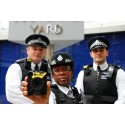 Officers demonstrate body worn video