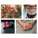 En dag för seniorer som vill inspirera till ett hälsosamt åldrande genom goda vanor och samtal