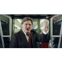 MTR Express lanserar ny reklamfilm med Ewa Fröling och Johan Rabaeus