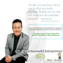 Spirit of Enterprise Book Reveals Evorich Flooring's Story of Success