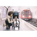 Ergobaby lanserar METRO, en kompakt ergonomisk barnvagn!