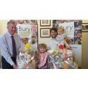 Chocolate feast for winners of Bury Market Easter egg hunt