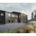 Nu börjar den nya katolska kyrkan i Södertälje att byggas
