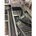 Pressvisning av KSRR:s sorteringsanläggning