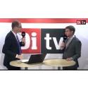 Dagens Industri-TV:s Jon Åsberg i samtal med Stefan Ränk, koncernchef, Einar Mattsson AB