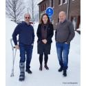 Forskare från Lunds universitet studerar Norsjö kommun