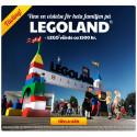 Vinn vistelse på LEGOLAND + hotell + LEGO för 1500 kr / -50% på ALLT från Zoobles / -42% på paraplysulky