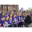 ​DJ Kev Seed joins survivors to take a Step Out for Stroke in Liverpool