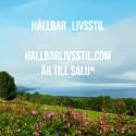 Hållbar Livsstil - domän hallbarlivsstil.com är till salu