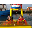 Sjöräddningssällskapet visar frivillighet i 360 grader