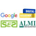 SESNordic utbildar inom digital marknadsföring i samarbete med Google, Digitalakademin och Almi Företagspartner