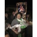 Kina - tibetansk kvinna frigiven